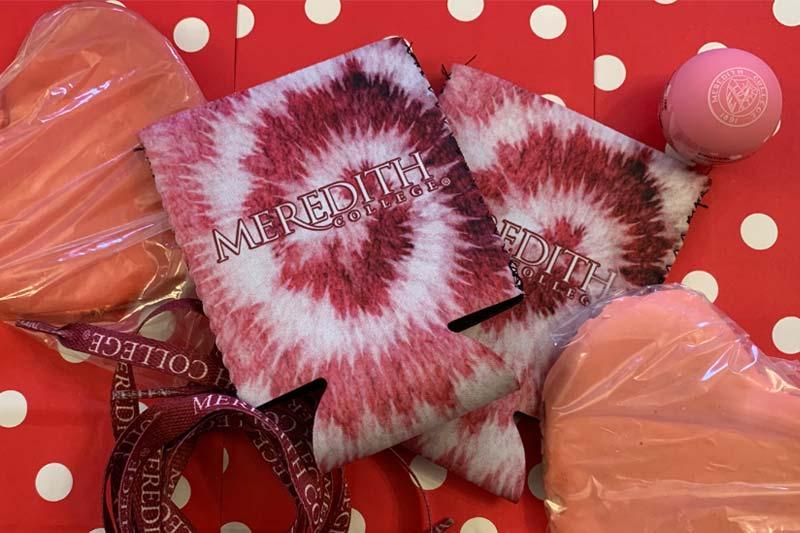 Tye Dye Merchandise Coozie