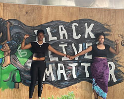 Finding Their Voices BLM