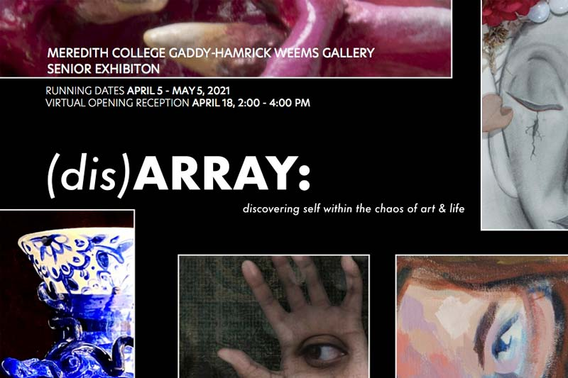 (dis)ARRAY Senior Exhibition