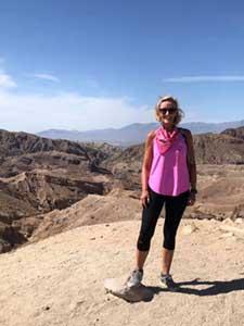 Theresa Kline Virtual Hike