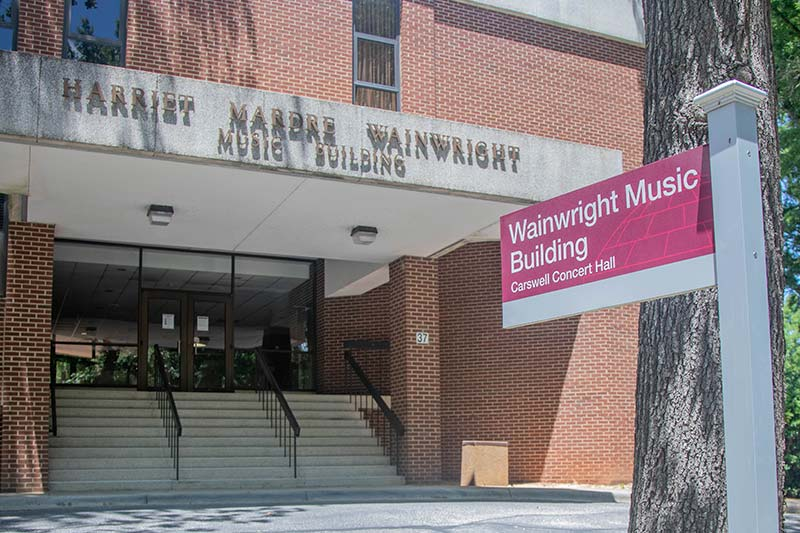Wainwright Music Building
